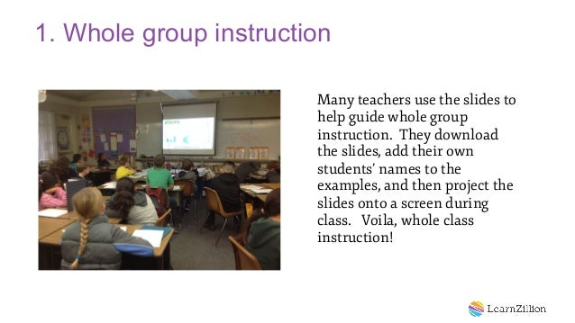 5 Ways To Leverage Learnzillions Downloadable Slides