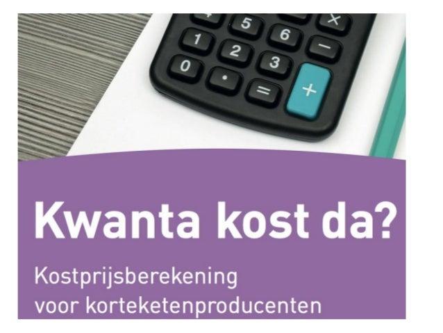 Kosten Renovatie Niets tegen incrementele innovatie… Continue renovatie = too little, too late… Kans gepasseerd te worden ...