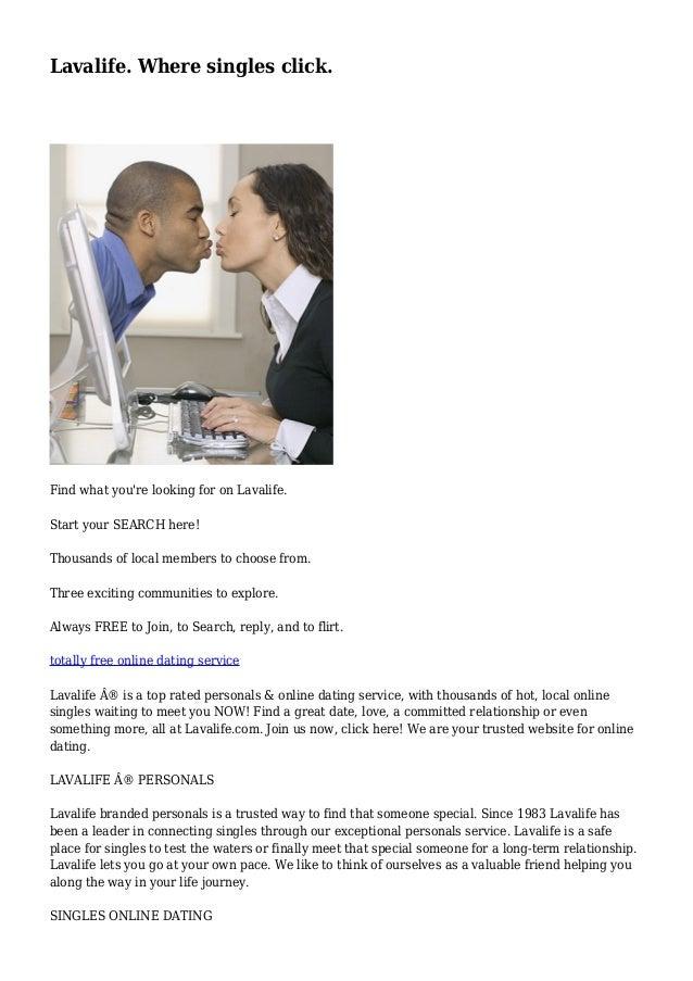Lavalife Dating Service numéro de téléphone