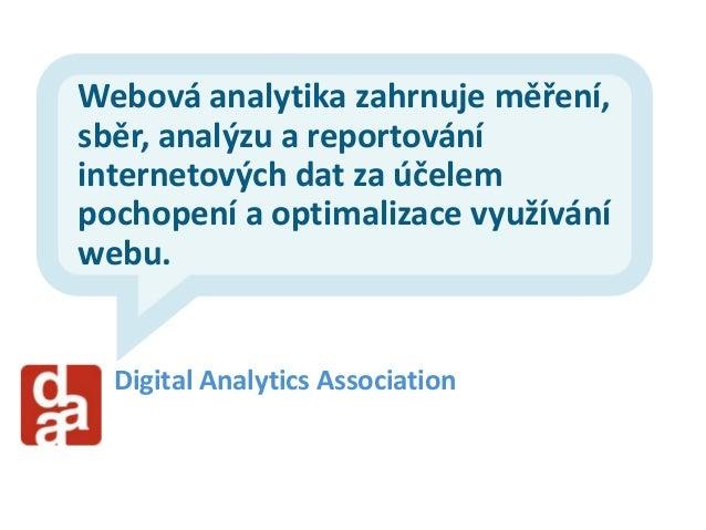 Co potřebuje designer vědět o webové analytice Slide 2
