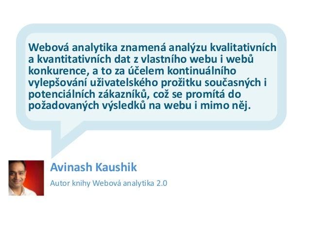 Co potřebuje designer vědět o webové analytice Slide 3