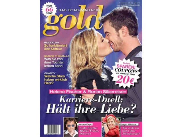 gold im April - Das STAR-MAGAZIN von Netto