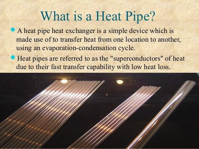 Heat Pipe, BIMstore