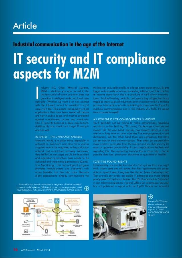 M2M Journal - No  21