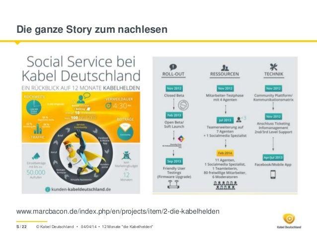 © Kabel Deutschland • Die ganze Story zum nachlesen www.marcbacon.de/index.php/en/projects/item/2-die-kabelhelden 04/04/14...