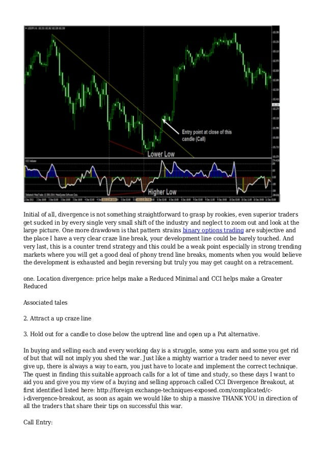 Illegal option trading
