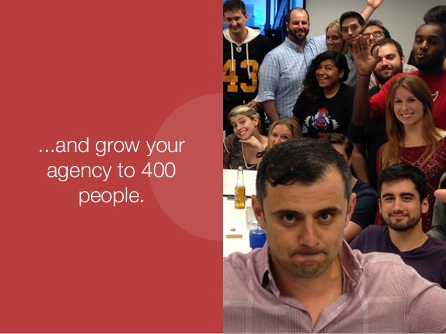 Because ROI is never about the tool.  GARY VAYNERCHUK