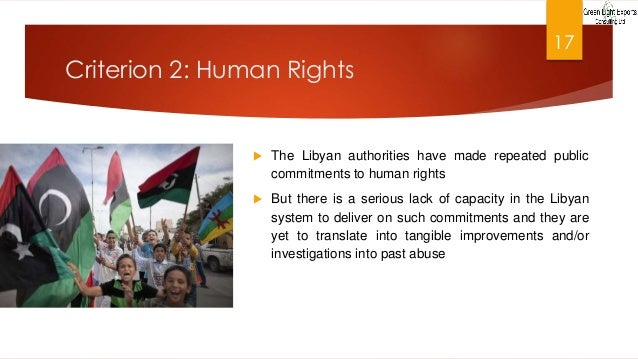 Image result for libya human rights