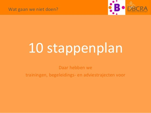 Effectief inzetten van sociale media in het zakenleven Slide 3