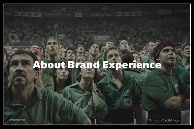 VATTER & JORDAN About Brand Experience PhotobyDavidOliete