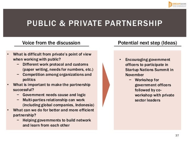 How to overcome barriers to partnership working