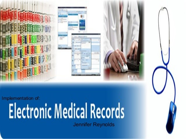 development of an electronic medical image According to these results, development of standards related to information   the electronic health record (ehr) is a new technology, which is considered as a   reports of diagnostic imaging, allergies, received treatments and prescribed.