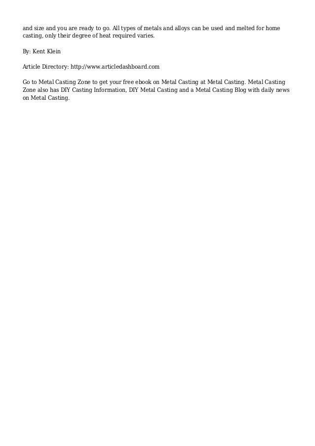 Diy casting information for Diy cast net
