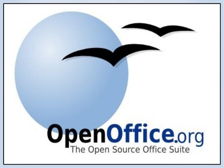 Características      Suite de ofimática. ●       Software libre y de código abierto. ●       Disponible para diversas plat...