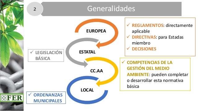 Impacto de la legislaci n ambiental en la industria del - Normativa detectores de metales ...