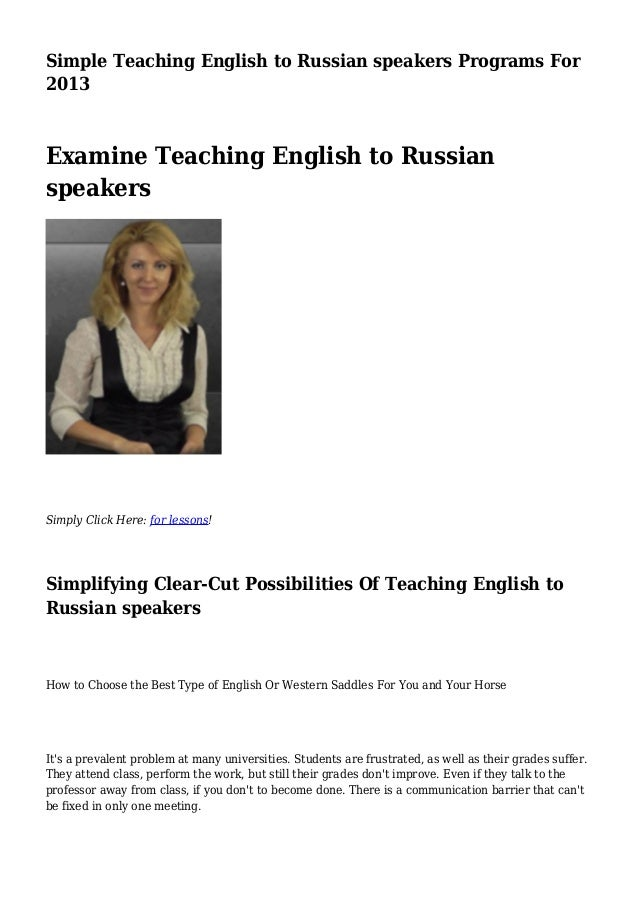 jobs for russian speakers