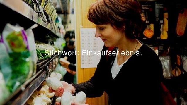 Sie verbinden gerne Einkauf und Konsum – also das Nützliche mit dem Schönen. 29