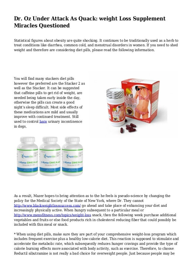 Stomach Fat Loss Pills