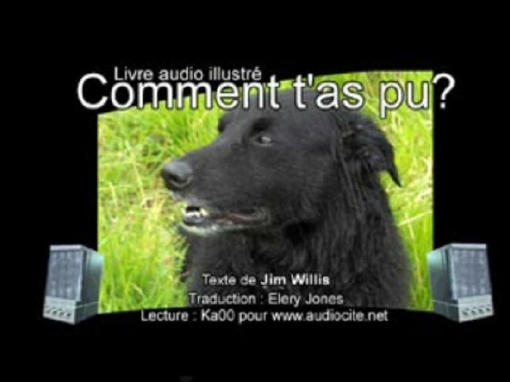 COMMENT T'AS PU Slide 1