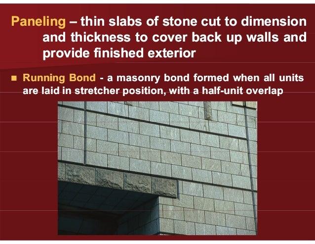 Building Materials 1