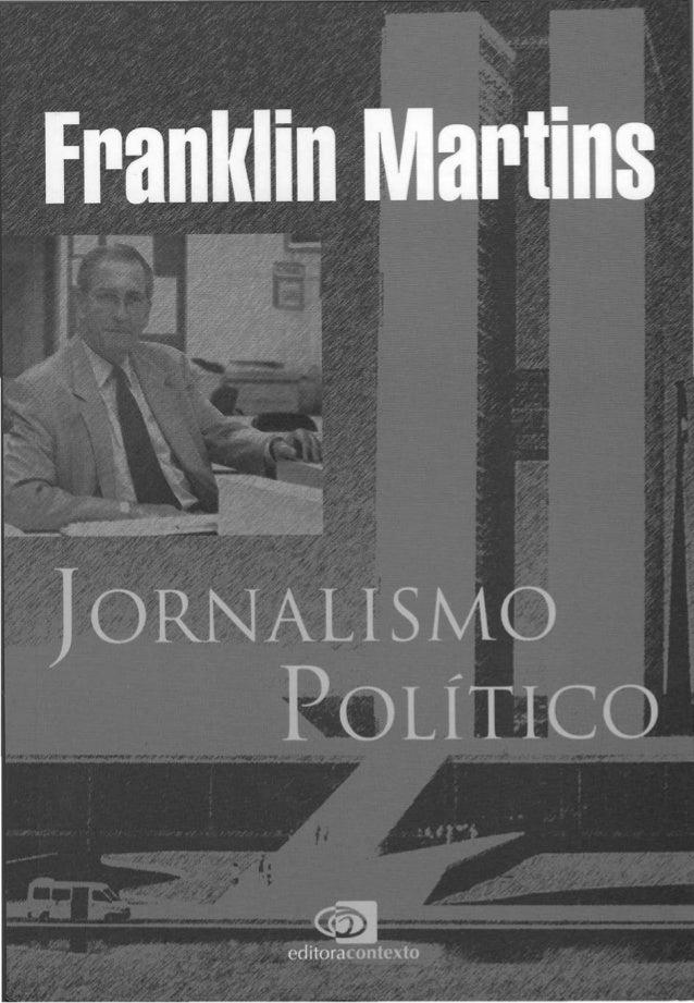 """""""Como é a relação entre osjornalistas eo poder em Brasília?Há muita promiscuidade?"""" A pergunta é inevitável em palestras p..."""