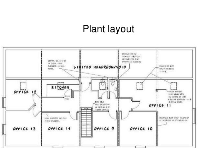 Industrial Engineering Plant Layout