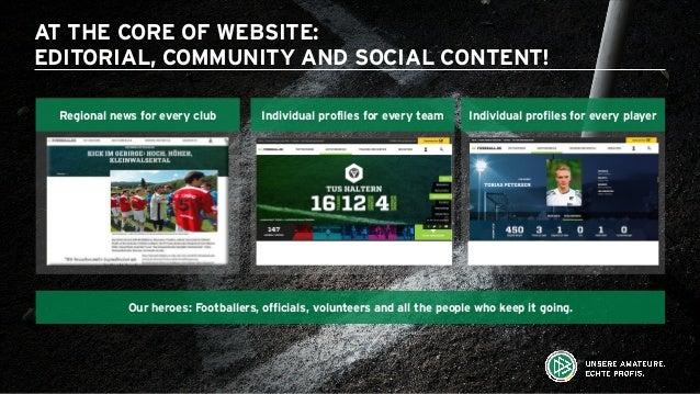 amateure community