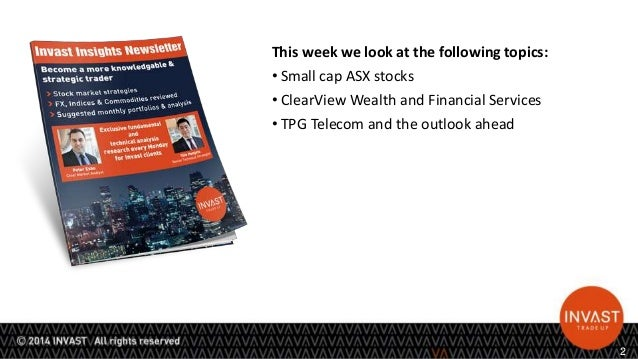8 Small Cap ASX Stocks You Need To Watch