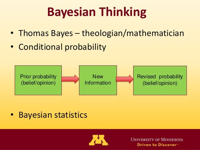 Image result for bayesian thinking