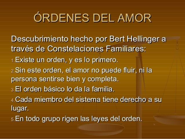 los ordenes del amor bert hellinger pdf