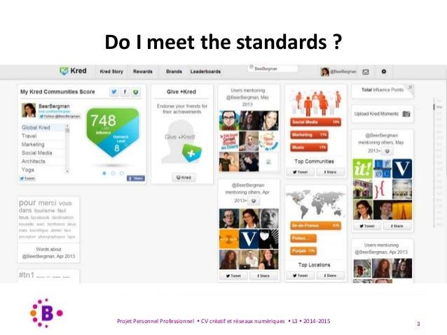 Introduction Réseaux sociaux et recherche du travail / Unîmes / L3 Slide 3
