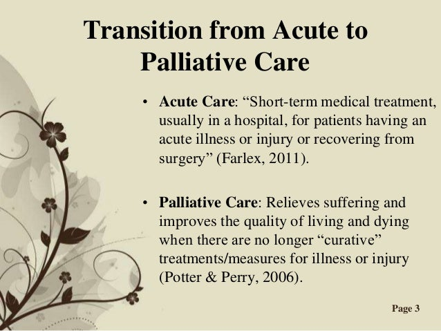 End of life presentation free powerpoint templates page 2 palliative care 3 toneelgroepblik Gallery