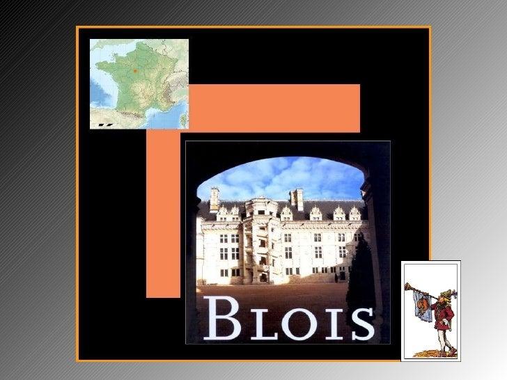 141 Blois & son château (France) Slide 1
