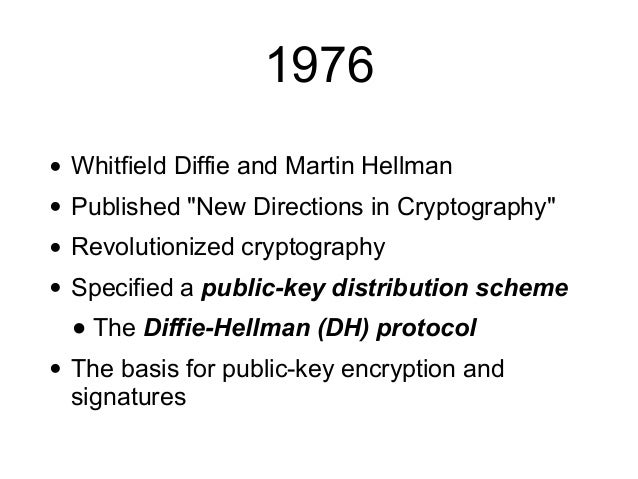 CNIT 141: 11. Diffie-Hellman Slide 3