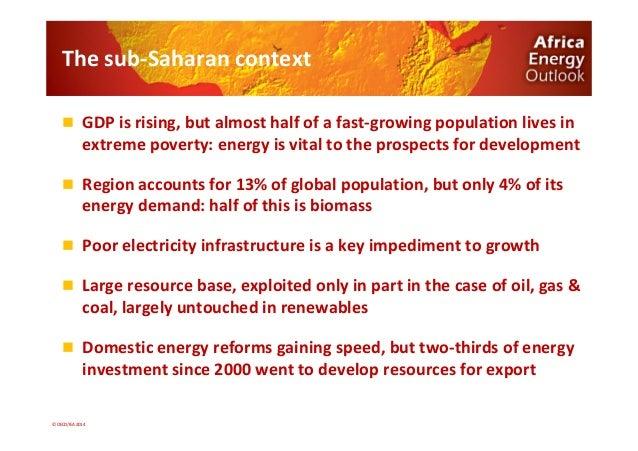 Africa Energy Outlook Slide 2