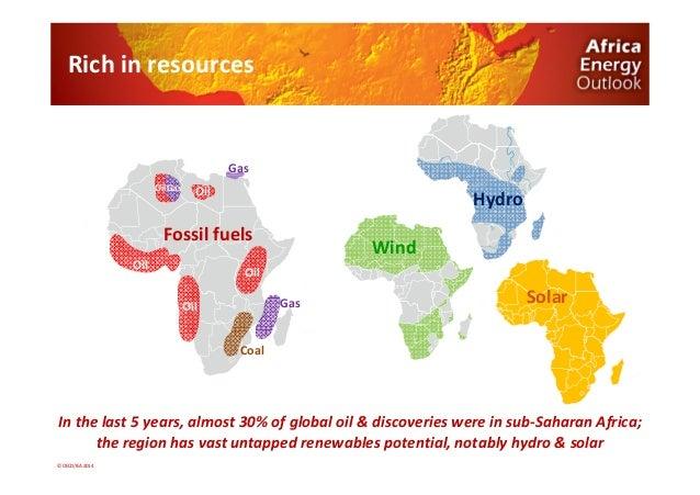 Africa Energy Outlook Slide 3