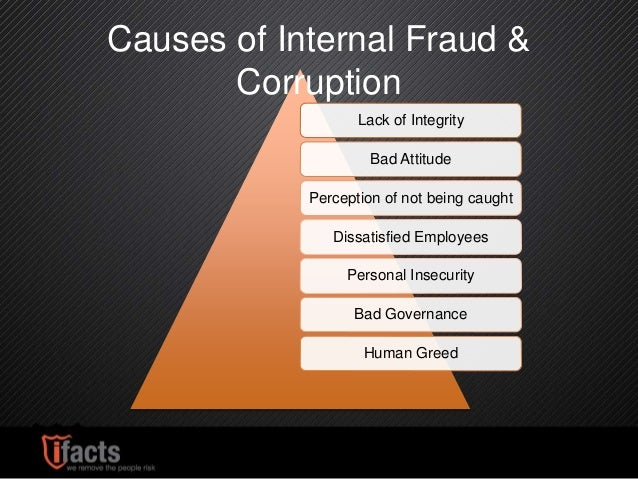 bad effects of corruption The causes and consequences of corruption  demonstrates the pernicious effects of corruption upon, among other things, investment.