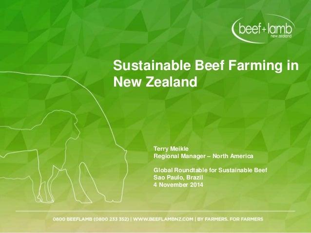 New Zeland Update: GRSB New Zealand Update