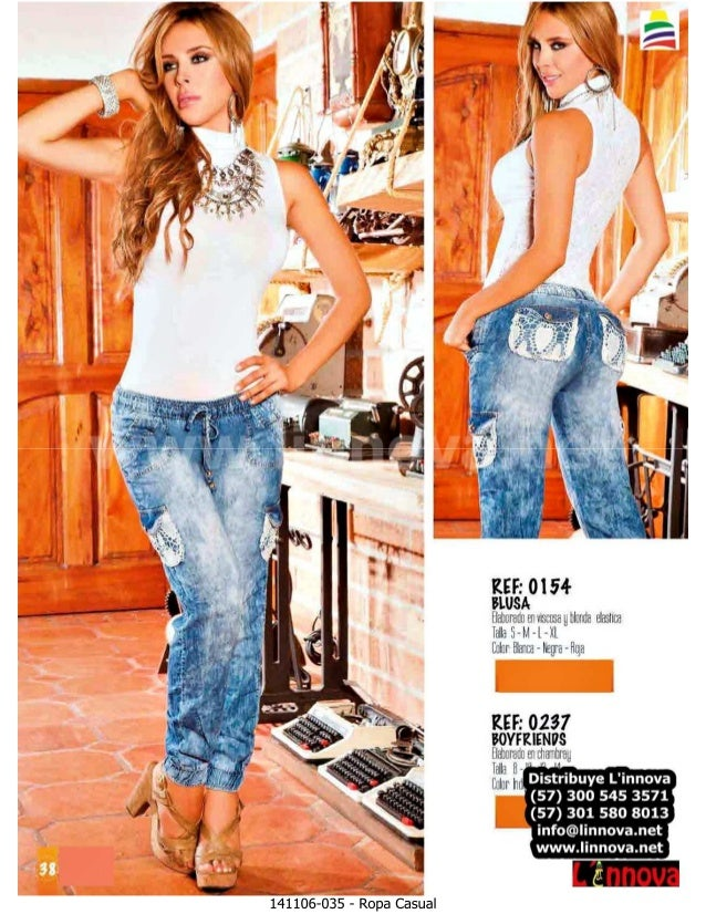 141106 b   ropa casual