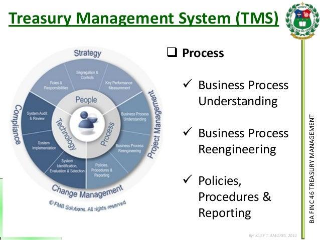 Technology Management Image: 141117 Chapter 1. Treasury Management