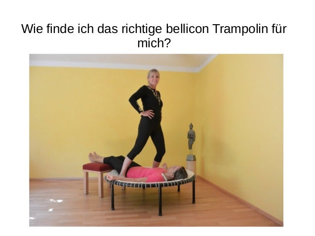 unterschiedliche bellicon trampoline. Black Bedroom Furniture Sets. Home Design Ideas