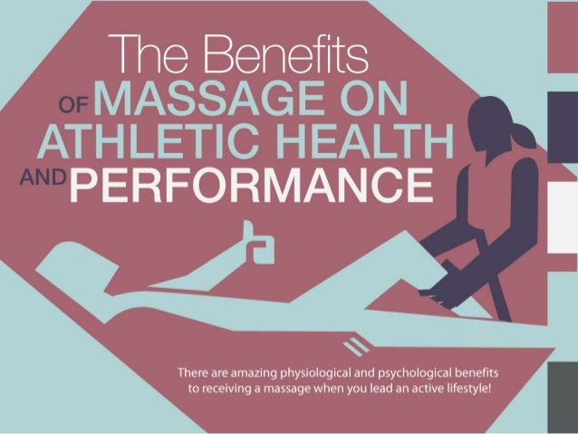 The Benefits     There are amazing physiological and psychological benefits to receiving a massage when you lead an active...