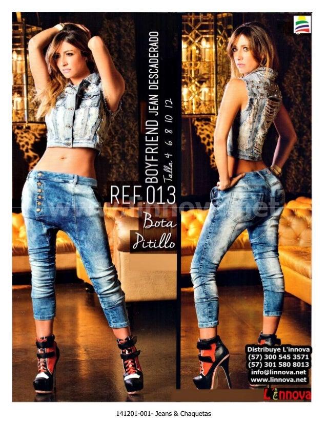 141201   jeans & chaquetas