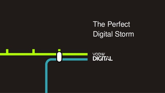 The Perfect  Digital Storm