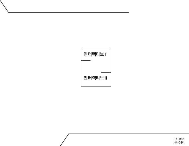 인터렉티브Ⅰ 인터렉티브Ⅱ 1412154 손수진