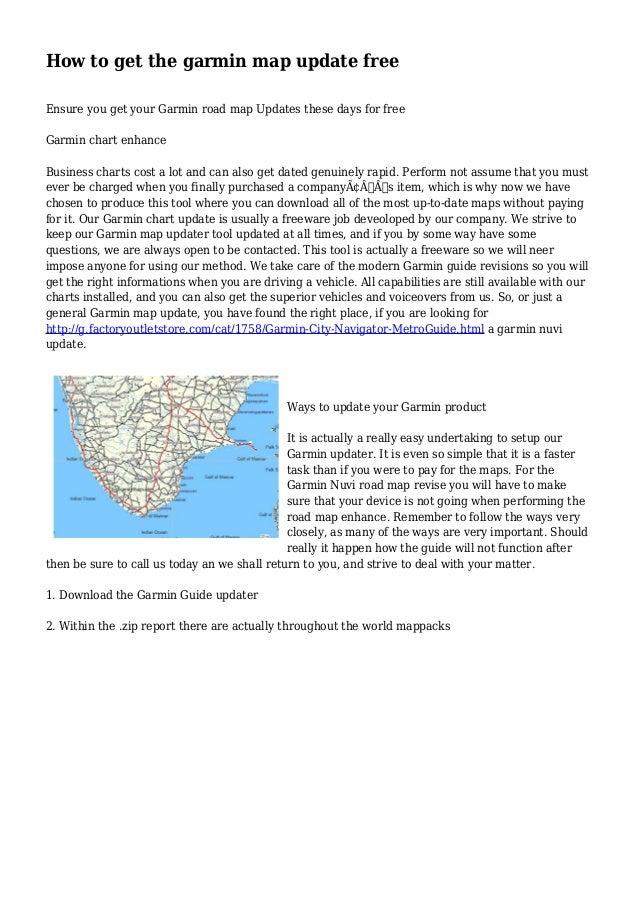 How to get the garmin map update free Garmin Map Updater Download on hp download, acer download, asus download, apple download,