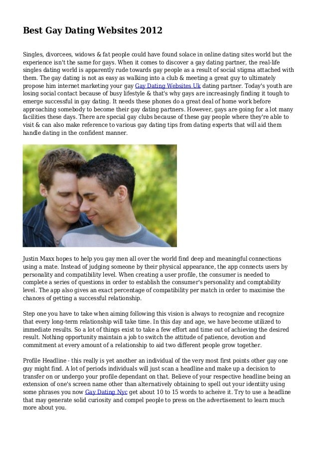 Global gay dating site