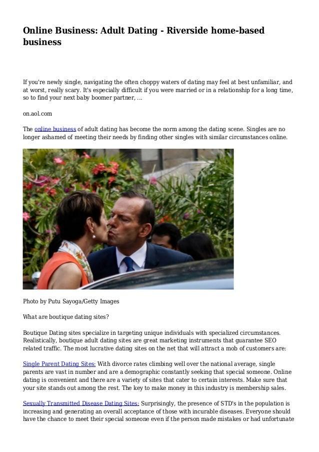navigating dating sites