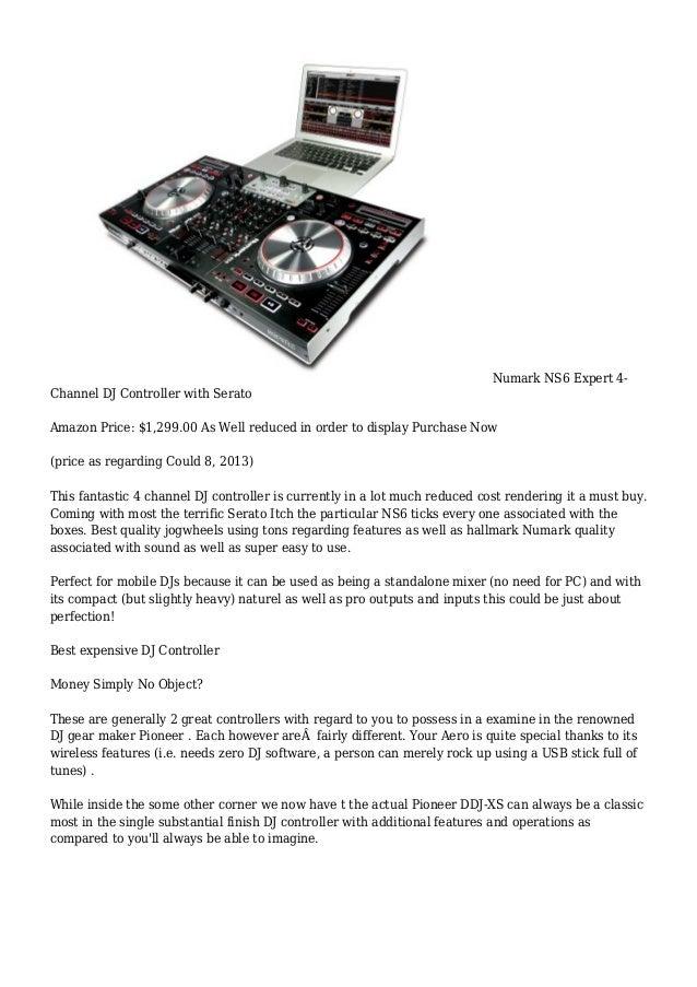 Best DJ Controller - InfoBarrel