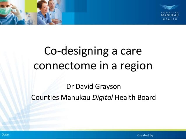 Transformational change - Co-designing a care connectome